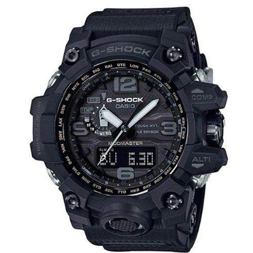 Casio G-Shock MUDMASTER Watch GWG-1000-1A1DR - Front View