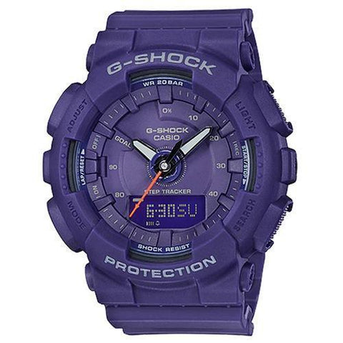 Casio G-Shock S-Series GMA-S130VC-2A - Front View