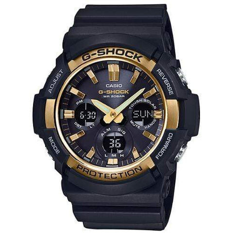Casio G-Shock Watch GAS-100G-1A - Front view