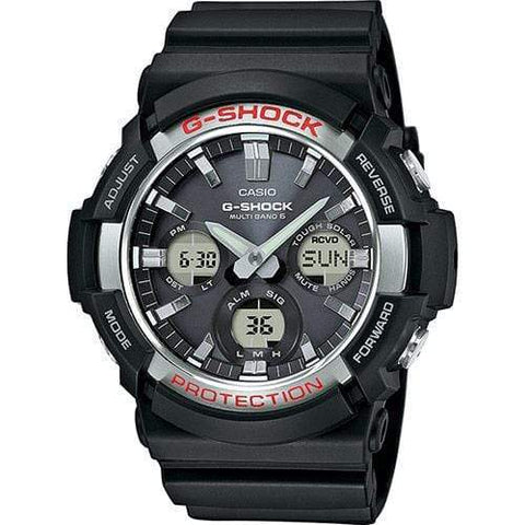 Casio G-Shock Watch GAW-100-1A - Front view