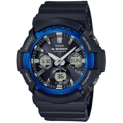 Casio G-Shock Watch GAW-100B-1A2 - Front view