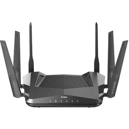 D-Link Mobile Broadband Black D-Link Smart AX1500 Mesh Wi-Fi 6 Router (Australian Stock)