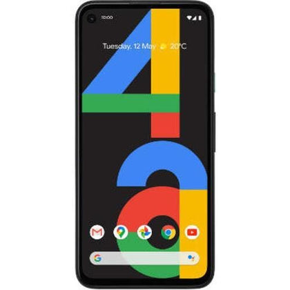 Google Pixel 4A (6GB RAM 128GB 4G LTE) Just Black Front