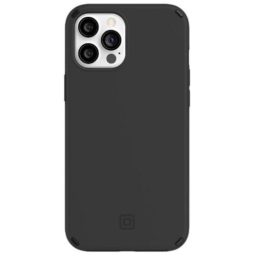 Incipio Original Accessories Black/Black Incipio Duo Case for iPhone 12 pro max (Australian Stock)