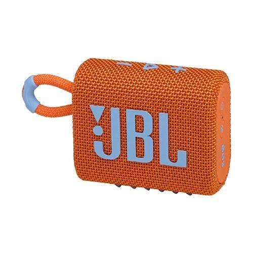 JBL Compact Speaker Orange JBL Go 3 Portable Bluetooth Speaker