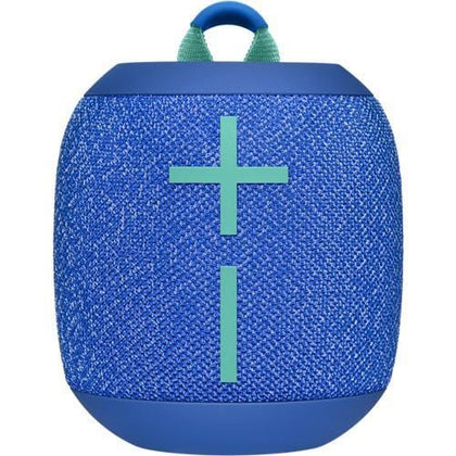 Logitech Compact Speaker Bermuda Blue Logitech UE WONDERBOOM 2 Portable Bluetooth Speaker