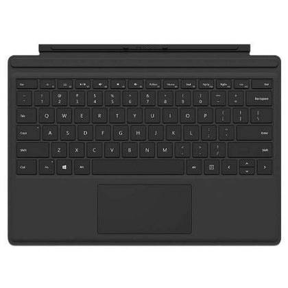 Microsoft Original Accessories Black Microsoft Surface Pro Type Cover