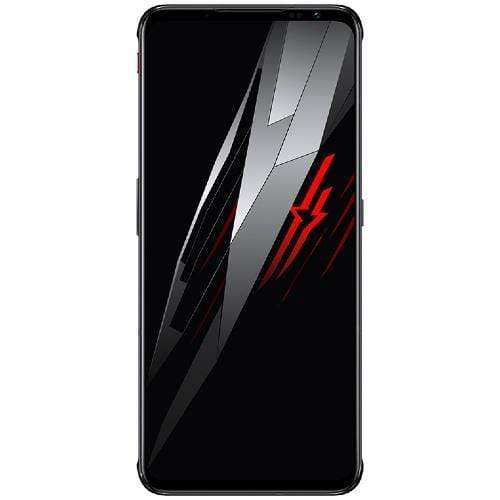 Nubia Mobile Eclipse Black Nubia Red Magic 6 (Dual SIM 8GB RAM 128GB 5G)