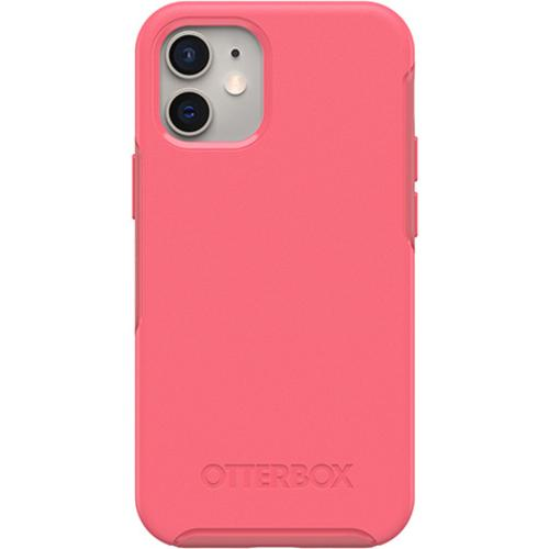 Otterbox Original Accessories Tea Petal Pink Otterbox Symmetry Series+ Case for iPhone 12 Mini (Australian Stock)