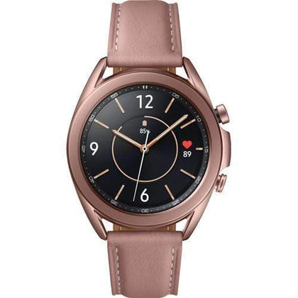 Samsung Smart Watch Mystic Bronze Samsung Galaxy Watch 3 (R850 41mm Stainless Steel Case Bluetooth)