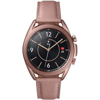 Samsung Smart Watch Mystic Bronze Samsung Galaxy Watch 3 (R855U 41mm Stainless Steel Case 4G LTE)