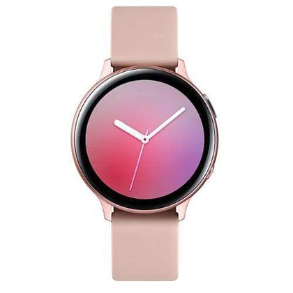 Samsung Smart Watch Pink Gold Samsung Galaxy Watch Active 2 (R830 40mm Aluminum Case)