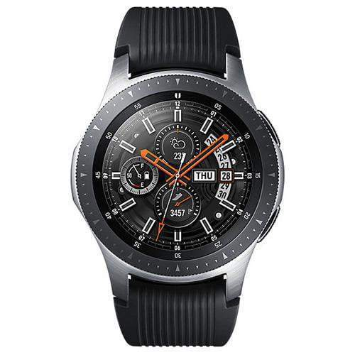 Samsung Smart Watch Silver Samsung Galaxy Watch R800 46mm Bluetooth (Australian Stock)