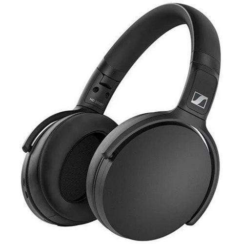 SENNHEISER Headphones Black Sennheiser HD 450BT Wireless Noise Cancelling Over-Ear Headphones (Australian Stock)