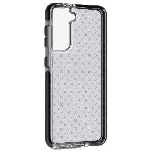 Tech 21 Original Accessories Smokey/Black Tech 21 Evo Check Case for Samsung Galaxy S21 (Australian Stock)
