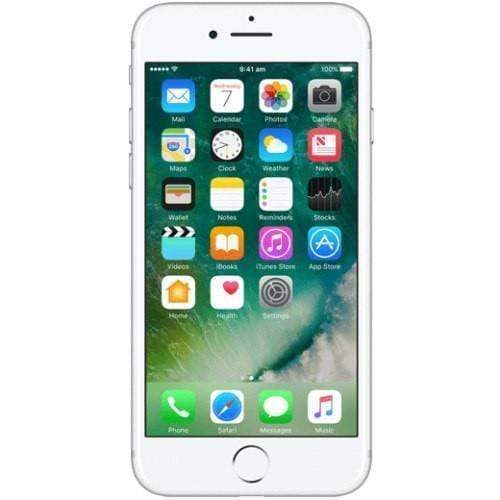 Apple Mobile Silver Refurbished Apple iPhone 7 (Australian Stock 32GB)