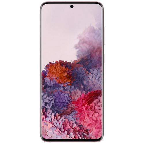 Samsung Mobile Cloud Pink Samsung Galaxy S20 (G980F-DS 8GB RAM 128GB 4G LTE)