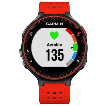 Garmin Smart Watch Lava Red Garmin Forerunner 235 GPS Running Watch