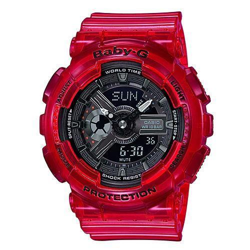 Casio Baby-G G-Shock Tandem Series Watch BA-110CR-4ADR