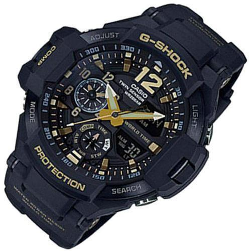 Casio G-Shock Gravity Master Watch GA-1100GB-1ADR