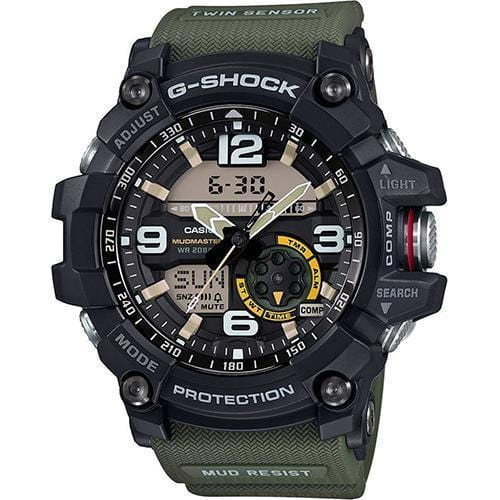 Casio G-Shock MUDMASTER Watch GG-1000-1A3DR