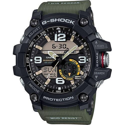 Casio Watch Casio G-Shock MUDMASTER Watch GG-1000-1A3DR
