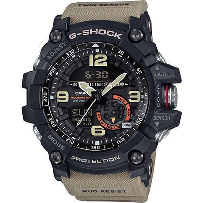 Casio Watch Casio G-Shock MUDMASTER Watch GG-1000-1A5DR
