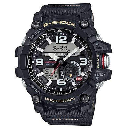 Casio Watch Casio G-Shock MUDMASTER Watch GG-1000-1ADR