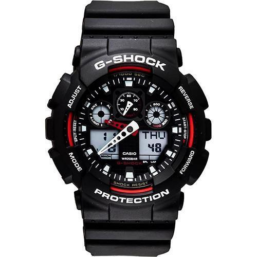 Casio G-Shock Watch GA-100-1A4DR