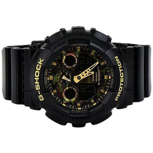 Watch - Casio G-Shock Watch GA-100CF-1A9DR