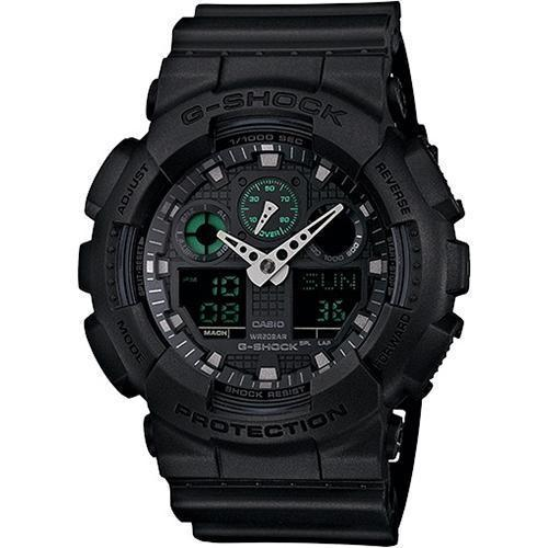Casio G-Shock Watch GA-100MB-1ADR