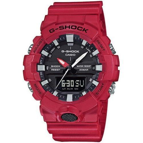 Casio G-Shock Watch GA-800-4ADR
