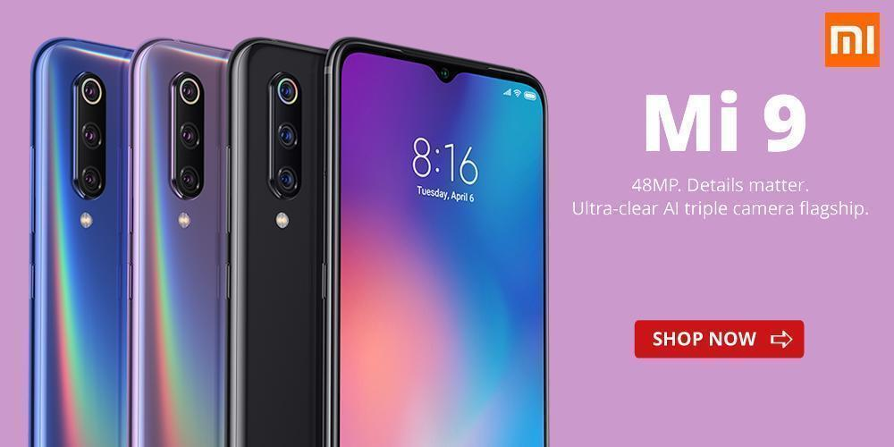 Xiaomi Mi 9 online in New Zealand
