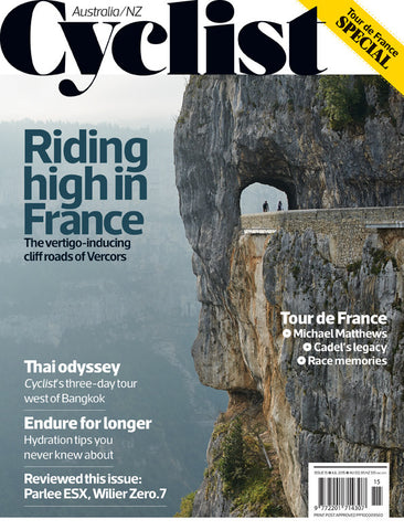 Cyclist Magazine Issue #15