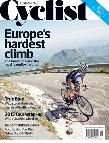 Cyclist Magazine Issue #16