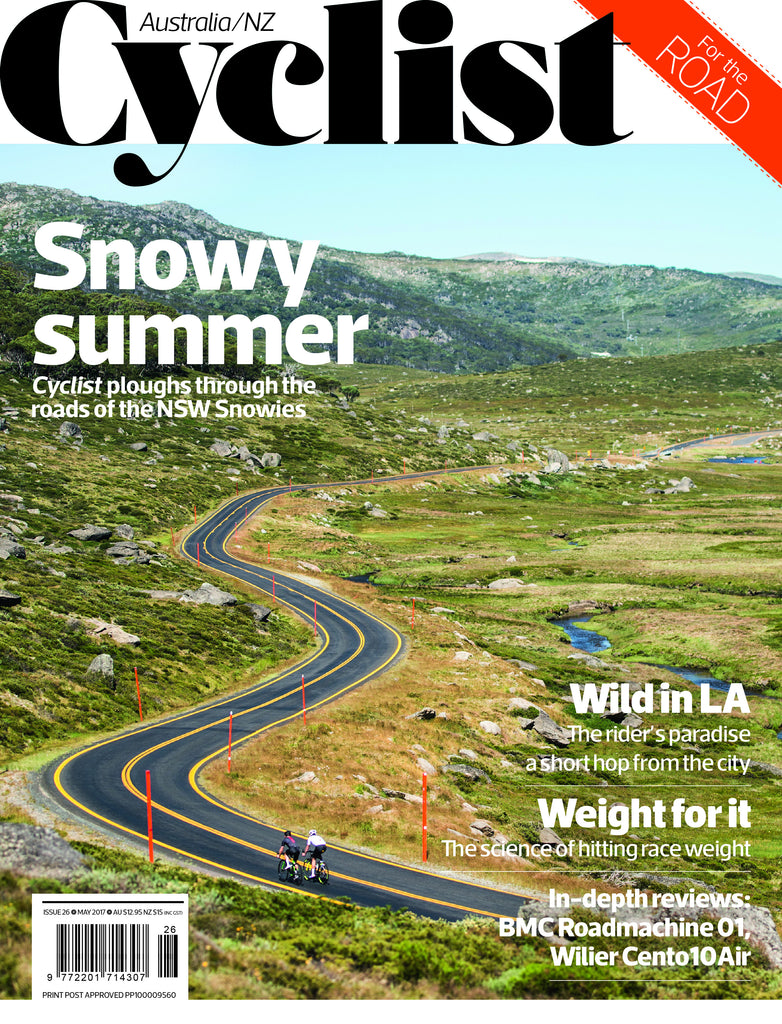 Cyclist Magazine Issue #26