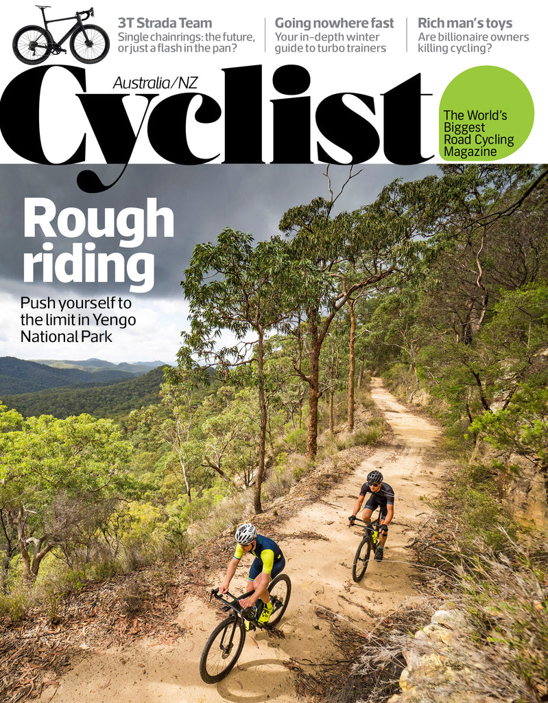 Cyclist Magazine Issue #33