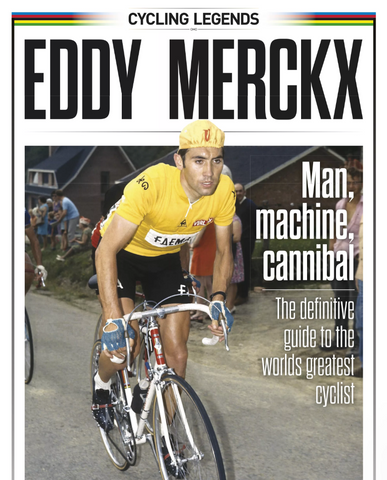 Eddy Merckx: Cycling Legends