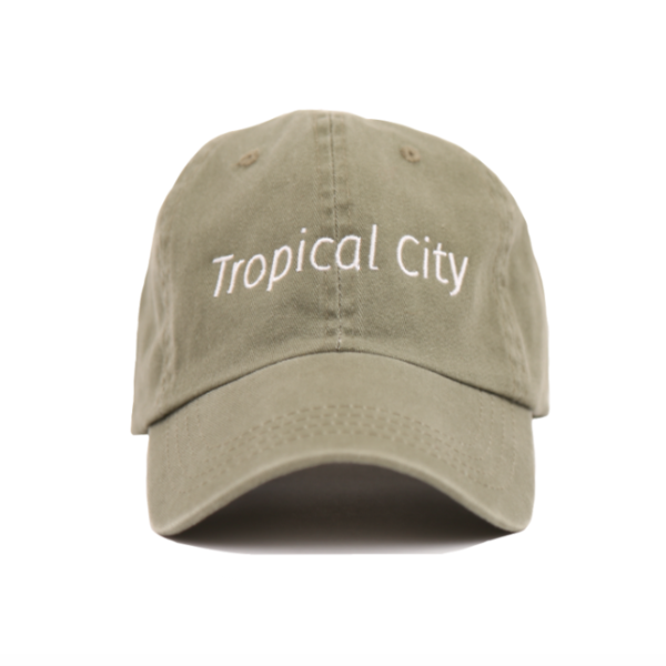 Tropical City Hat