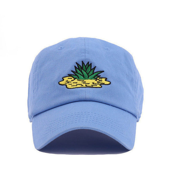 Melted Pineapple Cap