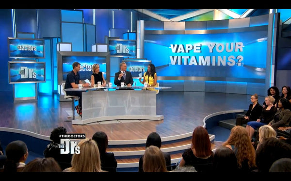 VitaStik was featured on The Doctors TV Show May 2016