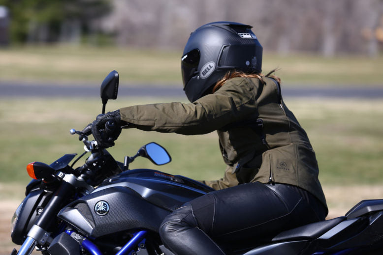 Leather Motorcycle Jackets- The Relation Between Leather And Motor Biking Attire