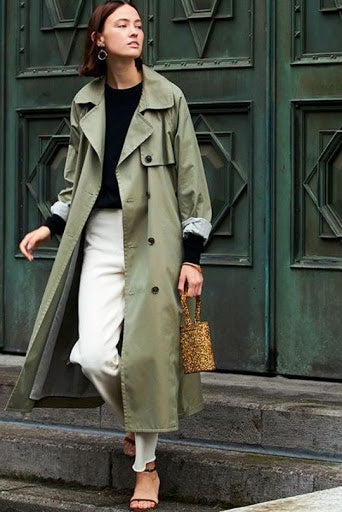 Leather Trench Coats-Vital In Enhancing Appearance