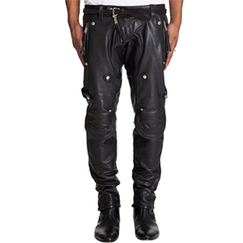 Men Leather Pants
