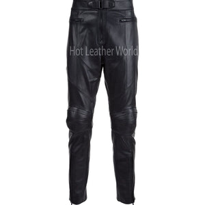 Unique Style Men Leather Pants -  HOTLEATHERWORLD