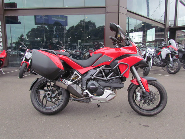 Multistrada 1200S TOUR 2013
