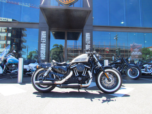 Forty-Eight 2014 w/ABS