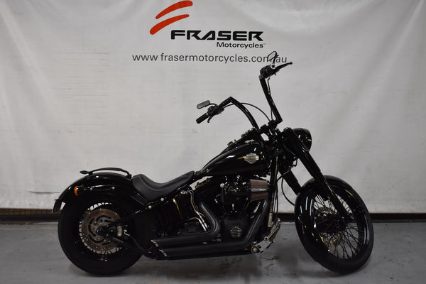 Softail Slim 2016 w/ABS & 103