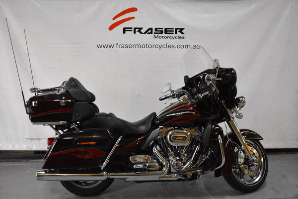 CVO Ultra Classic Electra Glide 2013 w/ABS & 110