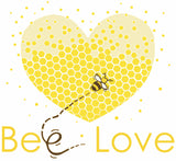 T-shirt BEE Love